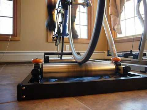Review of Inside Ride e-Motion Bicycle Bike Rollers