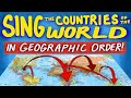 Tap the World! - Countries and Territories of the World Song