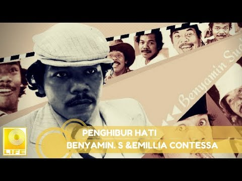 Benyamin S.  & Emillia Contessa- Penghibur Hati (Official Music Audio)