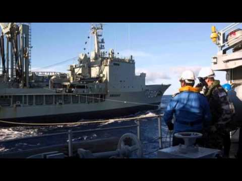 Missing Malaysia MH370 Plane Search Regains Recorder Signal   9 April 2014 MUST SEE