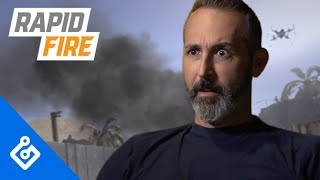 129 Rapid Fire Questions About Call of Duty: Modern Warfare
