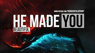 He Made You Beautiful- Nouman Ali Khan & Hamza
