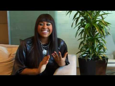 Jazmine Sullivan: Stevie Wonder, Missy Elliot & Daft Punk