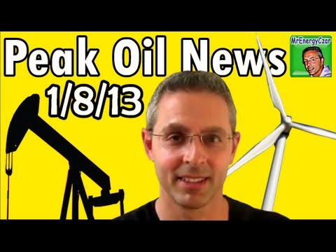 Peak Oil News: 1/8/13