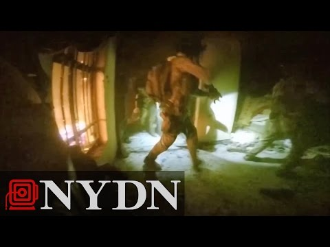 Video of ISIS Prison Raid in Iraq Released