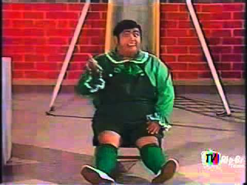 Chaves- Dança Kuduro.wmv video