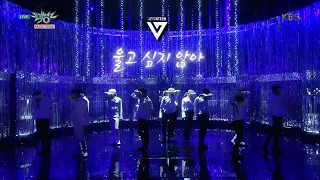 ?? ?? ?? (Don't Wanna Cry) - SEVENTEEN (???) [LIVE MIX COMEBACK STAGE]