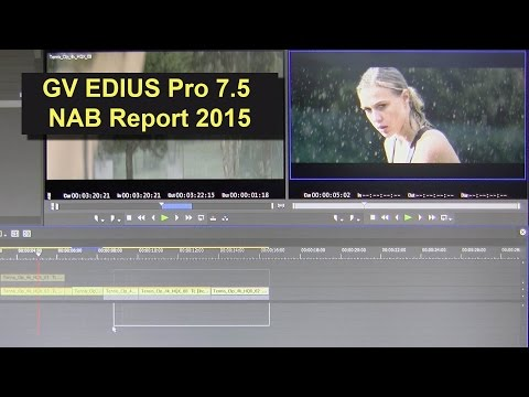 EDIUS PRO 7 Crack And Serial Key With Patch Free Download