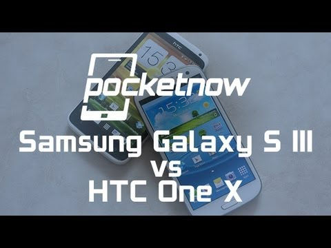 Samsung Galaxy S III vs HTC One X (5)