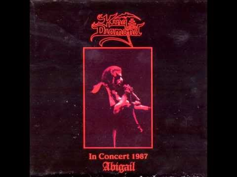 Andy LaRocque Solo/The Possession King Diamond (In Concert 1987 - Abigail)