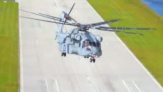 """2018 AIAA SciTech Forum - Andreas Bernhard - Sikorsky CH-53K """"King Stallion"""" Helicopter"""