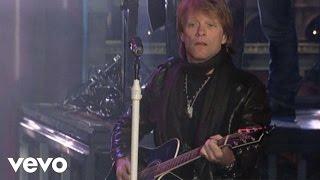 Watch Bon Jovi Lost Highway video