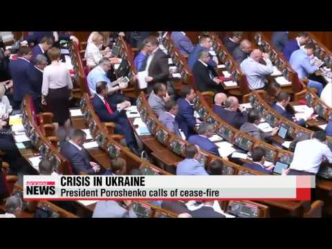 Ukraine launches military offensive against rebels after ceasefire