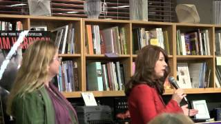 Event Video: Patricia Briggs & Kim Harrison