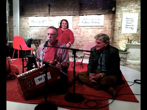 Saraswati Chant with Krishna Das, Robert AF Thurman & Sharon Salzberg