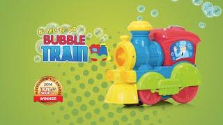 Bump N Go Bubble Train from Hawkin's Bazaar