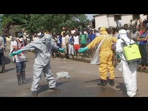 Ebola cases in West Africa 'could reach 10,000 a week by December' - WHO