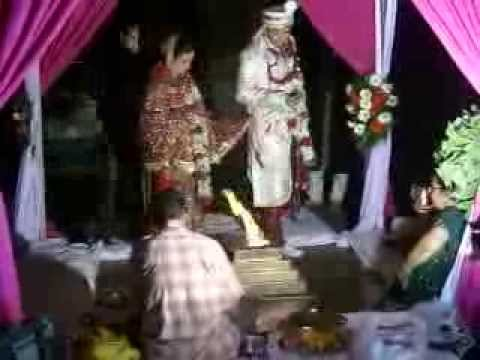 Kapils Marriage Pheras Up Close YouTube