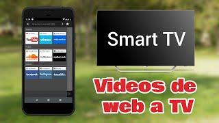 La mejor aplicación para transmitir videos de Web a TV - Películas, Series y mucho más