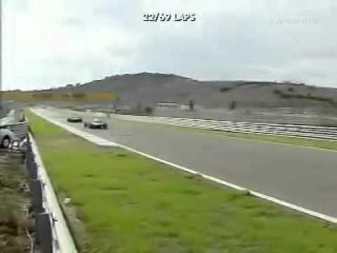 Villeneuve vs Schumacher Saison Finale Crash 1997.mp4