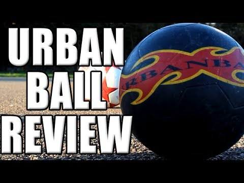Urban Ball Review - Football Freestyle