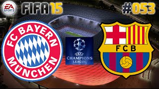 FIFA 15 #053 FC Bayern vs. FC Barcelona ★ Champions League ★ Let's Play FIFA 15 Multiplayer Deutsch