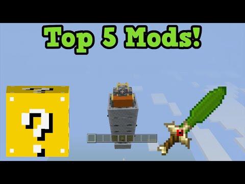 Minecraft Xbox 360 + One Top 5 Mods: Mod Showcases