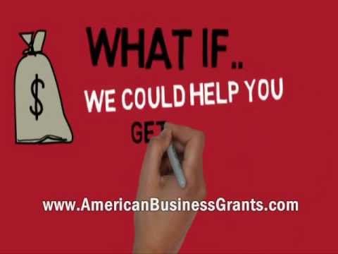 Business Grant Funding - How To Get Grants For a Small Business in 2012 and 2013