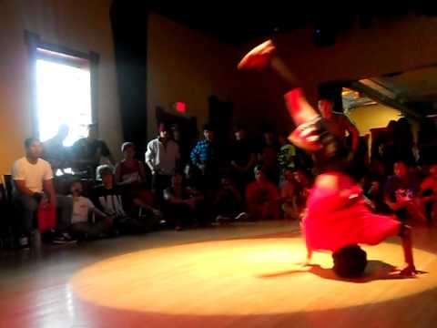 Bboy Ring 2011 Bboy Ring vs Bboy Blessing