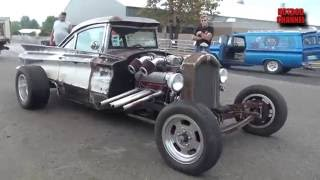 Buick Invicta Rat Rod - Redneck Rumble