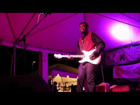 Eric Gales Carolina Blues Festival May 19, 2012