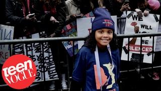 Little Miss Flint Has a VERY Important Message for Donald Trump | Teen Vogue