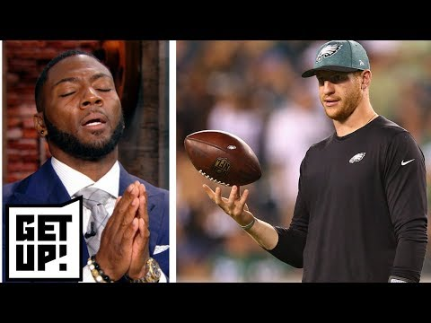 Ryan Clark: Carson Wentz has to play smart to protect himself | Get Up! | ESPN