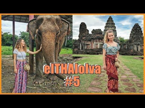 Elefánt látogatás - elTHAIolva #5 | Viszkok Fruzsi
