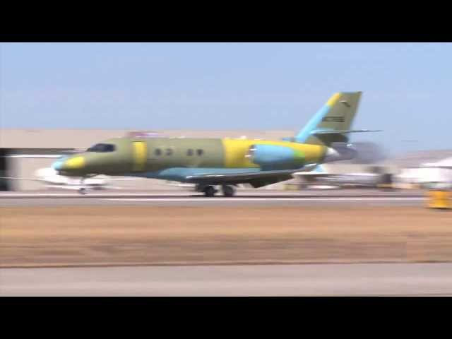 Citation Latitude Flight Test
