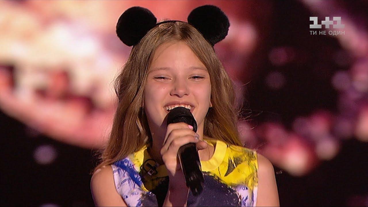 Голос дети украины фото