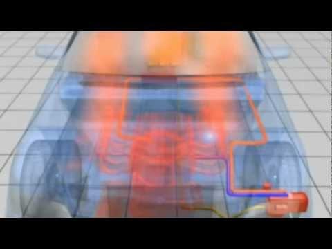 Ogrzewanie postojowe auta