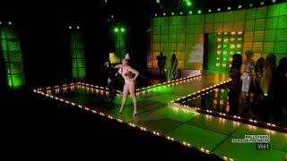 Aja vs. BenDeLaCreme - Anaconda | RuPaul's Drag Race All Stars 3 Episode 1
