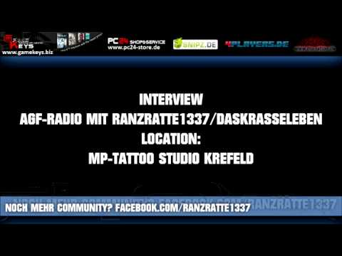 AGF-RADIO Interview vom 26.4.2013 (Ohne Musik)