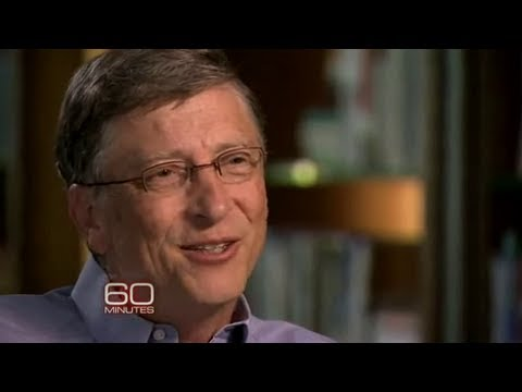 Bill Gates - Mission to eliminate diseases and inventions to help the poor