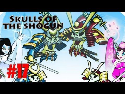 """Skulls of the Shogun #17: """"Благородный генерал"""""""