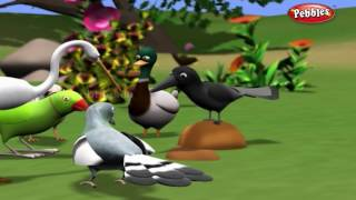 Animal Stories Collection in Hindi | हिंदी कहानी | 3D Animal Moral Stories For Kids in Hindi
