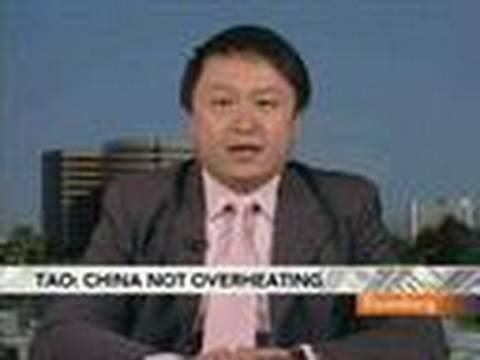 Roth Capital's Tao Discusses Outlook for China's Economy: Video