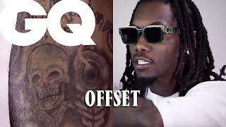 Offset : Don't Touch my Tattoos  |  GQ