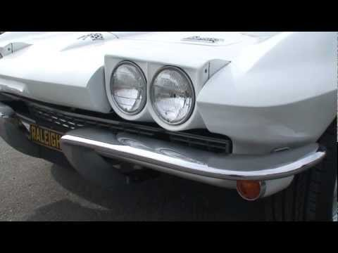 Detroit Speed, Inc. - Corvette Electric Headlight Door Kit