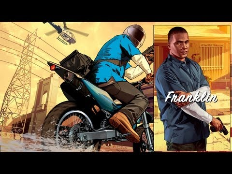GTA V Character Trailer - Franklin
