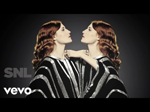 Florence + The Machine - Shake It Out (live On Snl) video