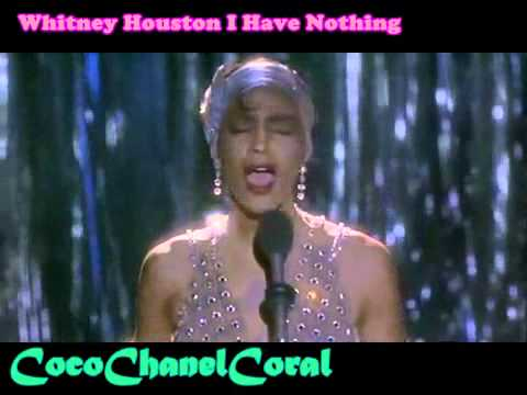 Whitney Houston - I Have Nothing The Bodyguard video