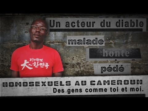 Roger Mbede: Condamnation à 3 ans de prison pour homosexualité au Cameroun.