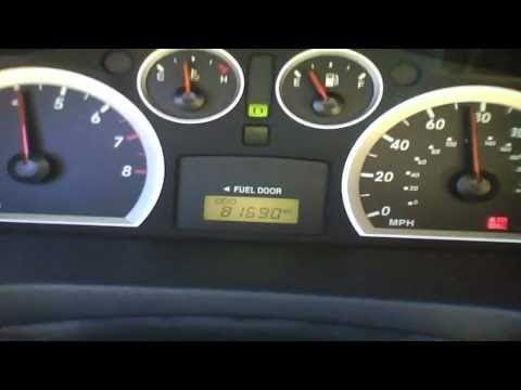 2005 Hyundai Santa Fe V6 Kickdown & Quick Test Drive